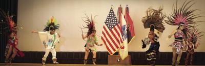 Lifeliners explore Native American culture with observance