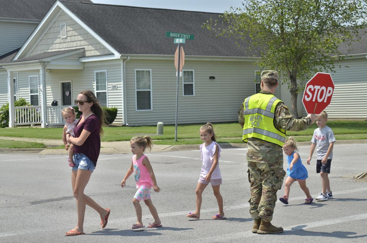 Safety first on roadways as kids head back to school