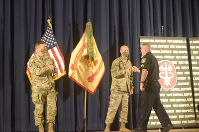Civilians recognized for going 'above and beyond'