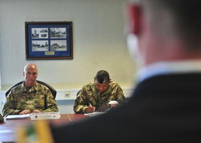 Officer promotion boards to receive adverse information earlier