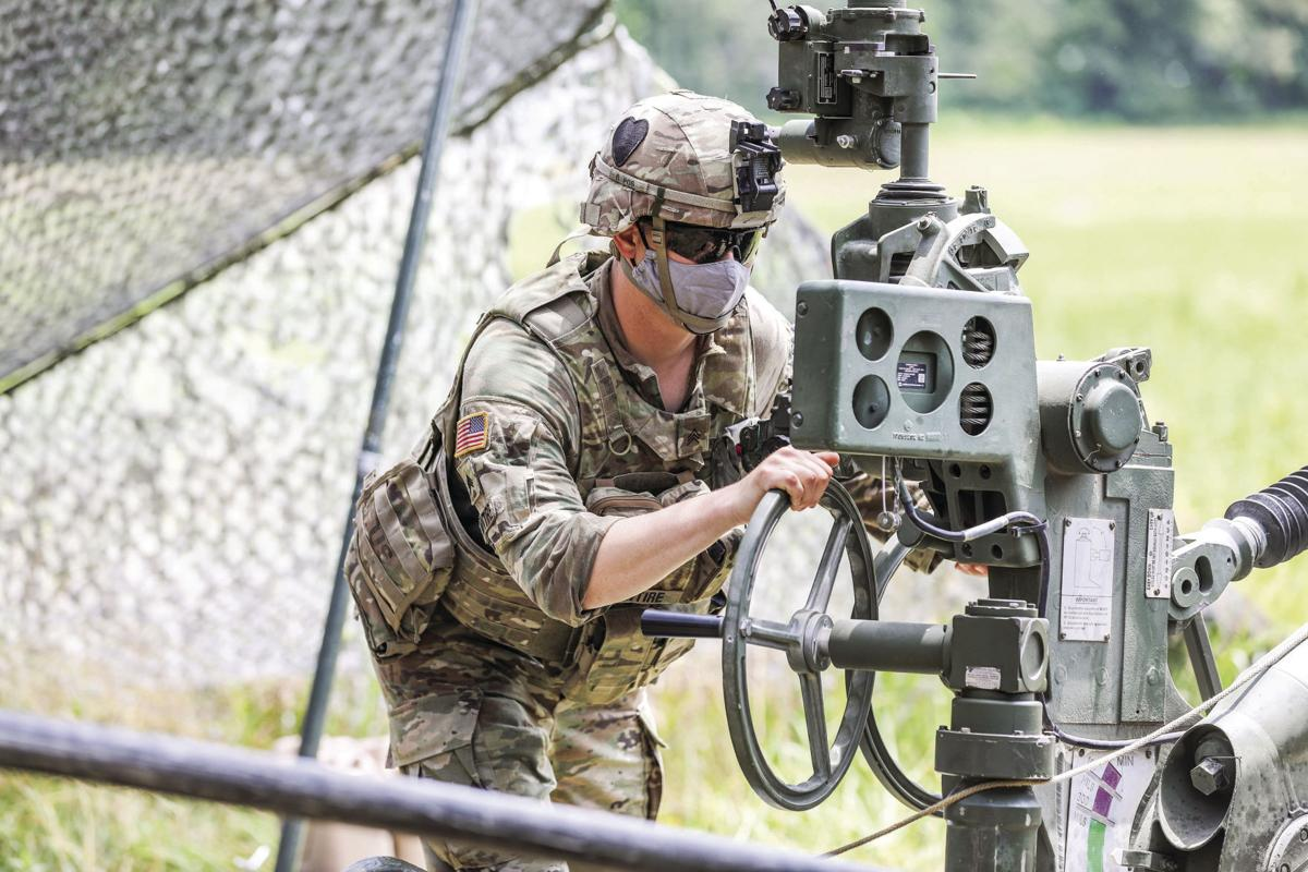 2nd BCT Soldiers complete situational training exercise
