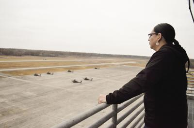 Fort Campbell air traffic controller 'unapologetically native'