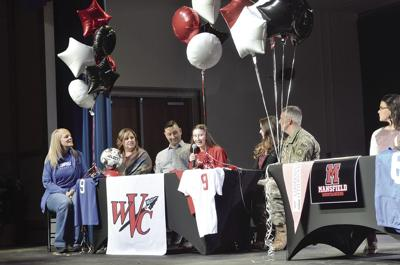 Three falcons ink letters of intent on National Signing Day