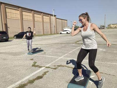 Wild'n Out classes offer exercise in safe setting