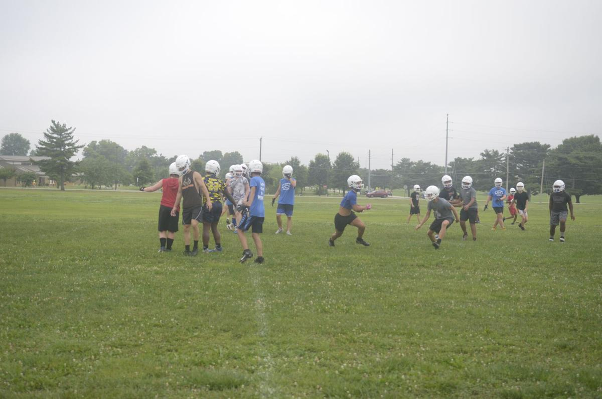 Fort Campbell Falcons prepare for new football season