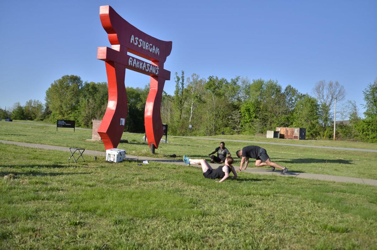 Rakkasans Blend History Fitness With Physical Fitness Competition Unit News Fortcampbell Courier Com