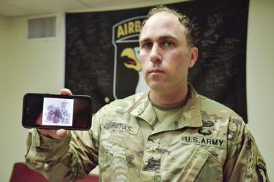 Strike Soldier follows father's footsteps to 101st Abn. Div.