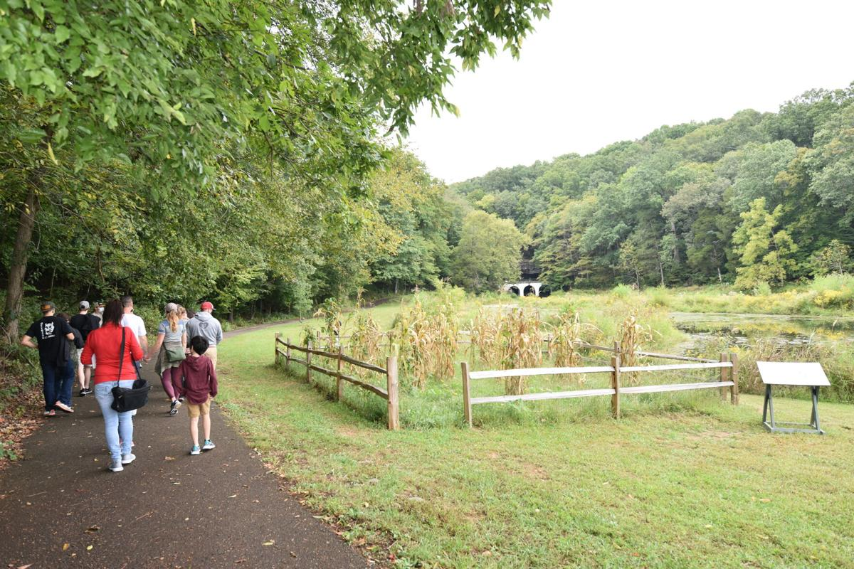Explore nature's beauty with trails in, around post
