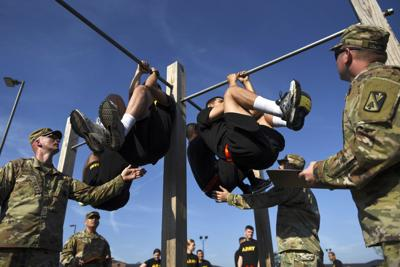 Army public health experts offer advice for reducing training injuries