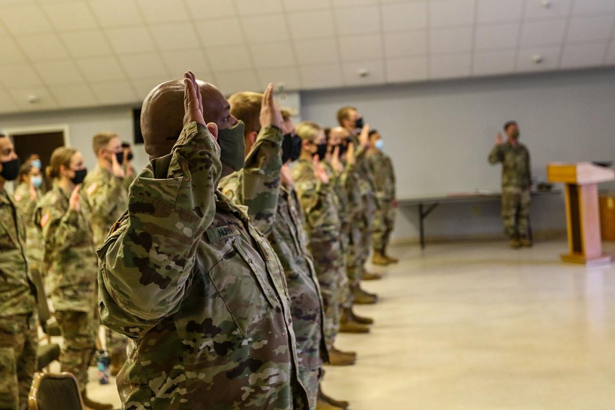 Bastogne discusses Army Values, society during stand-down