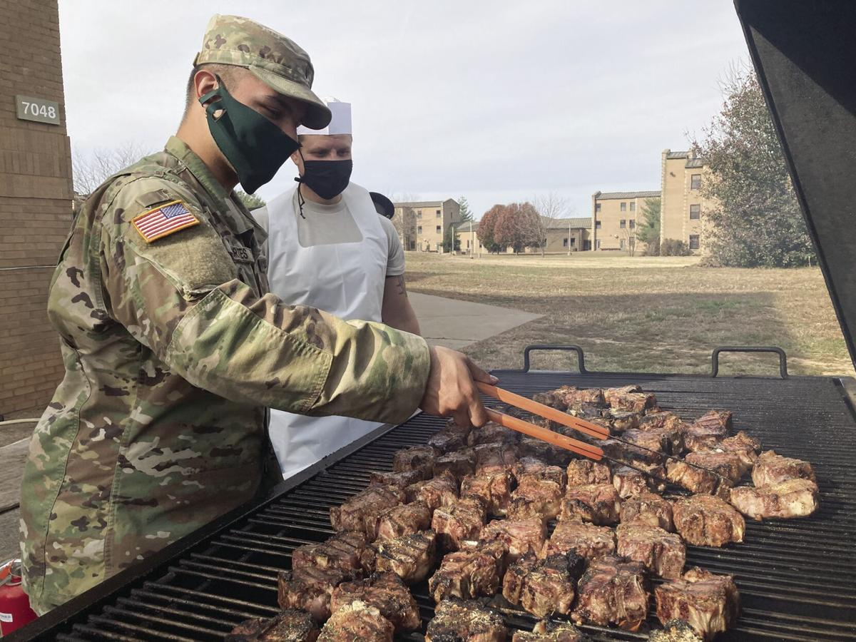 2020 Commanding General's Annual Thanksgiving Best Decorated Dining Facility