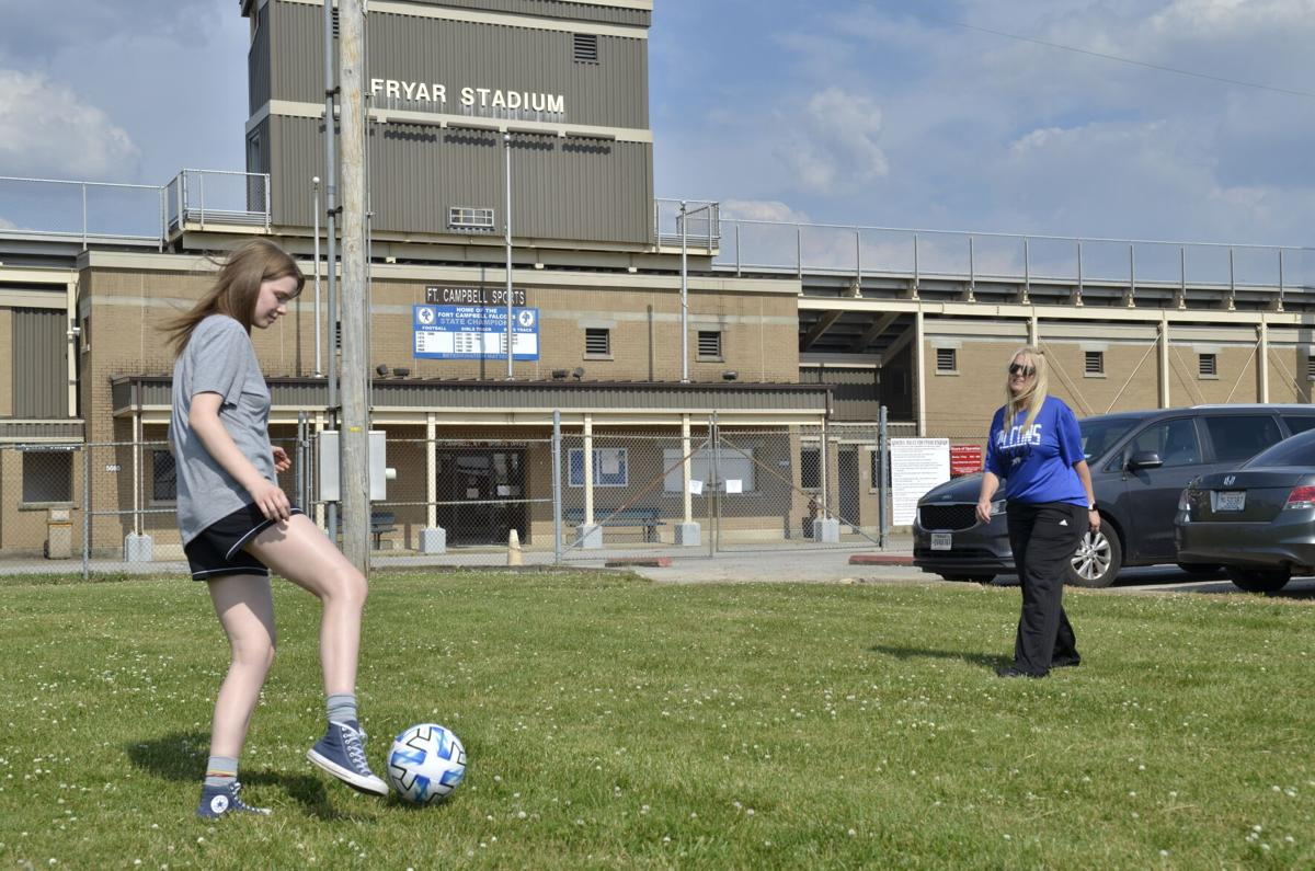 Ellis Family leaves lasting legacy with Lady Falcons soccer program