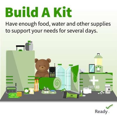 Prep emergency kits now in case disaster strikes quickly