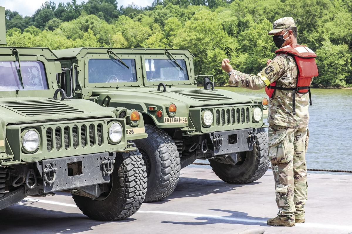 Strike sends more than 1,300 pieces of equipment to JRTC