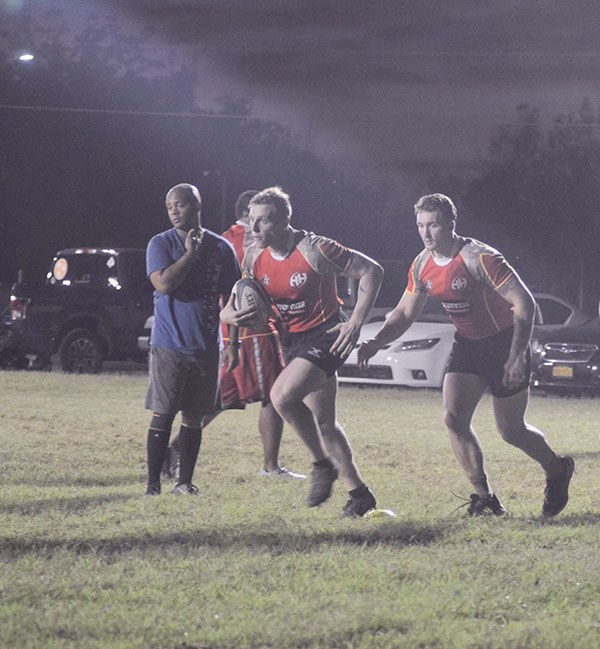 SOLDIER SPORTS: Headhunters Rugby