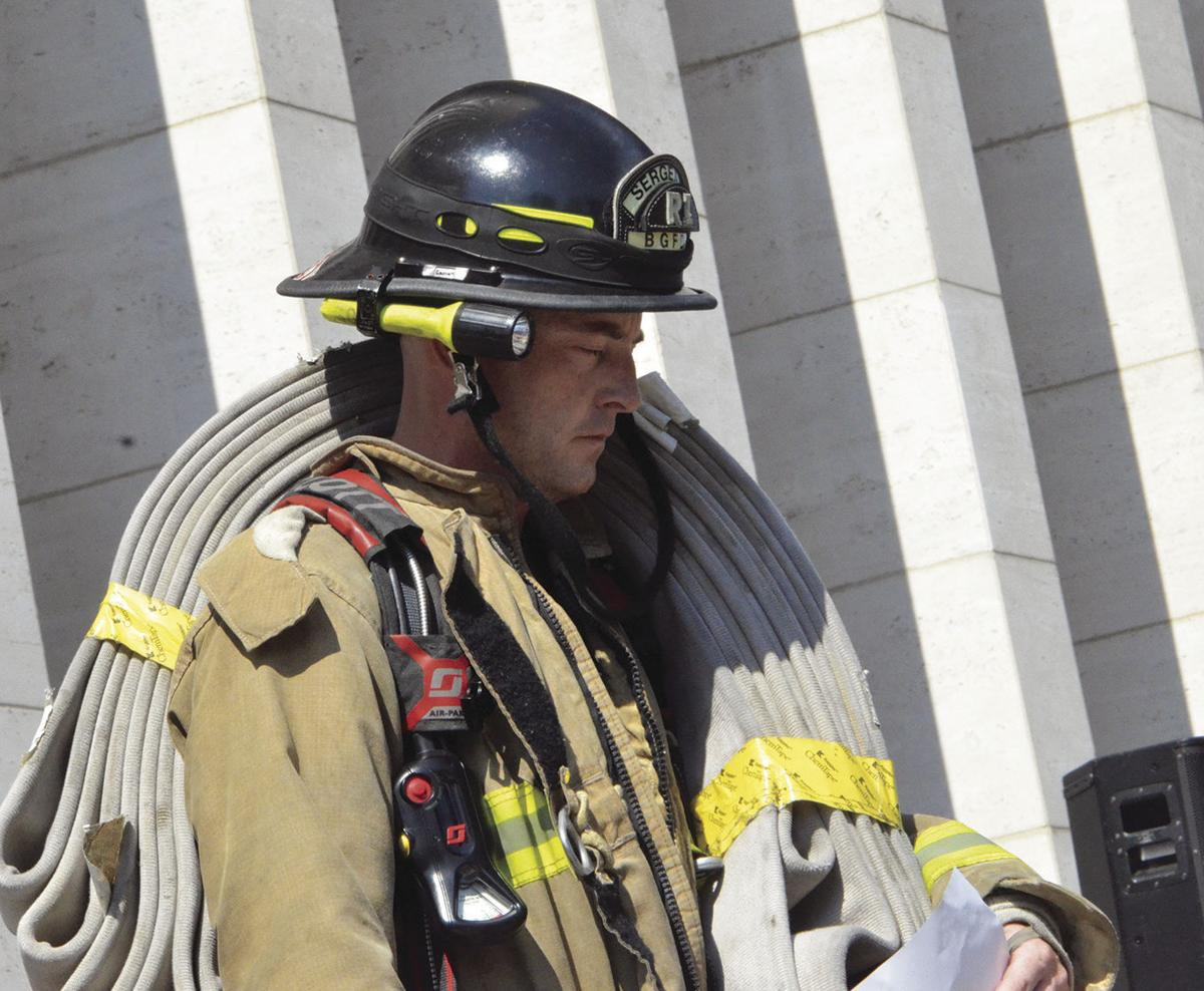 Memorializing fallen brothers,sisters lost on 9/11