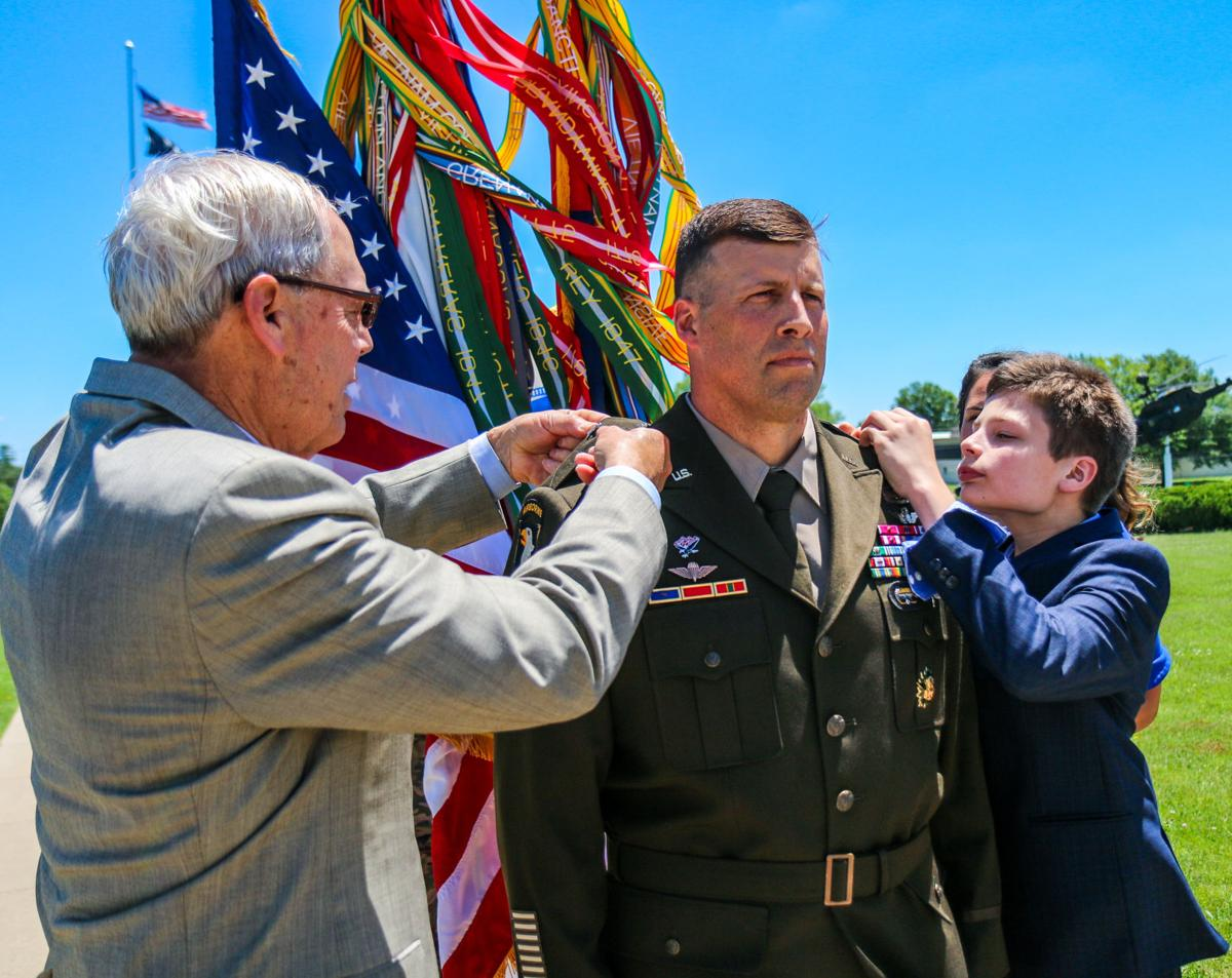 McCarthy visits Fort Campbell, celebrates Army birthday