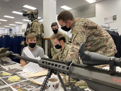52nd EOD aims to raise numbers, awareness with recruitment event