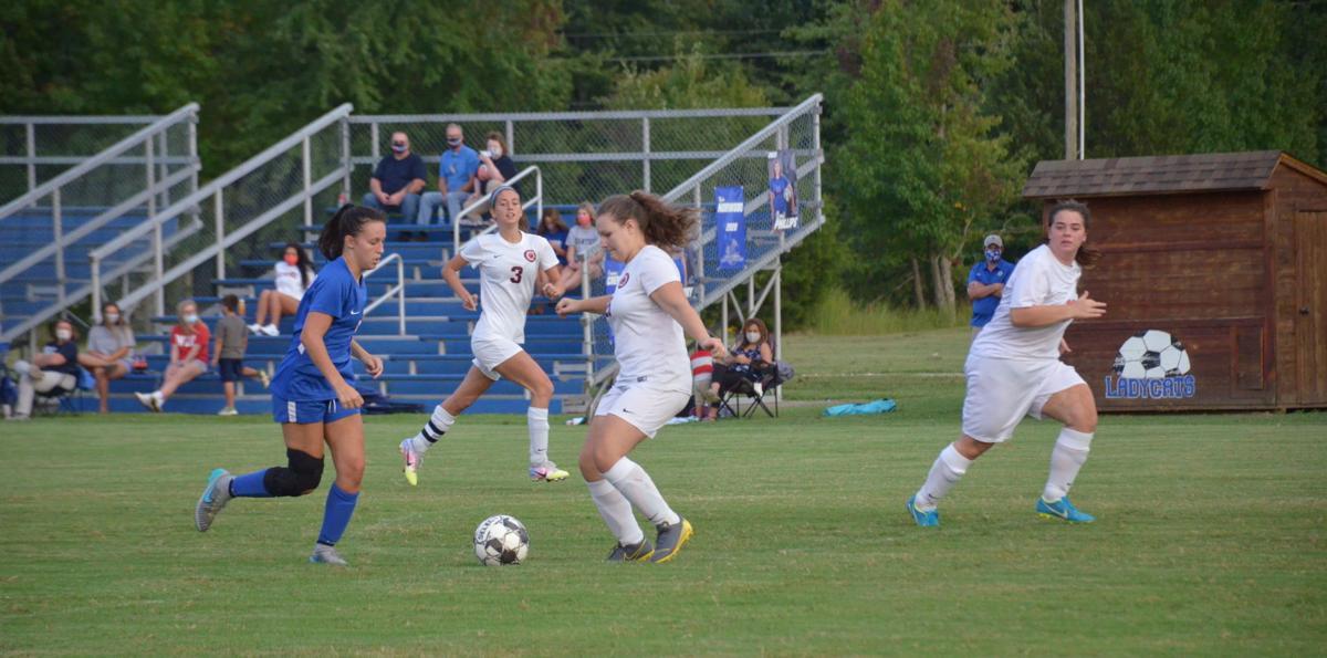 Lady Cats Soccer 2