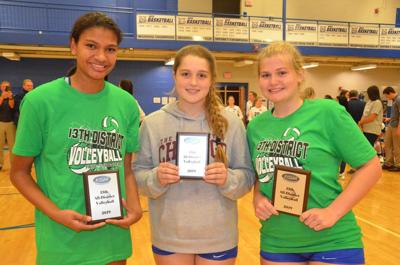 Lady Cats selected to 13th District All-Season Team
