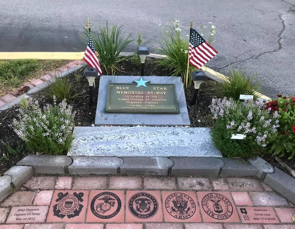Veteran Plaza selected as top 5 finalist in 'Beautify the Bluegrass' contest
