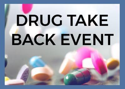 Prescription Drug Take Back Initiative