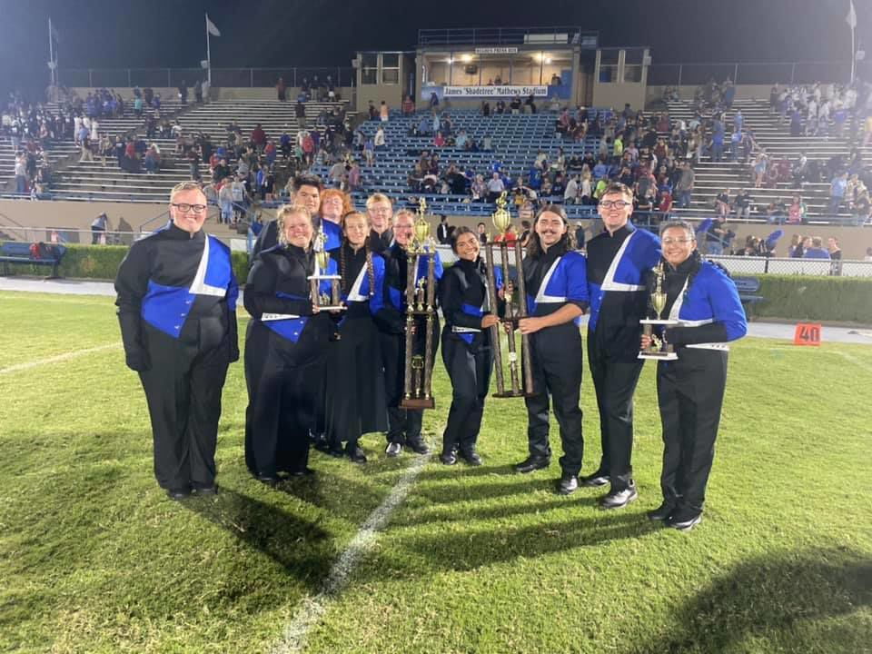 Cougars take Reserve Grand Champion at the Franklin-Simpson