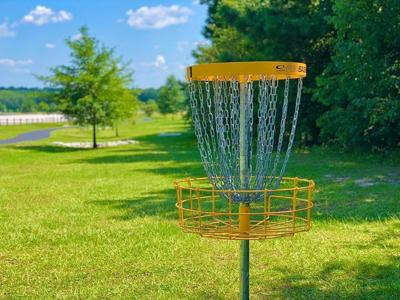 Auburn to build disk golf course, walking trial, and shelter with grant