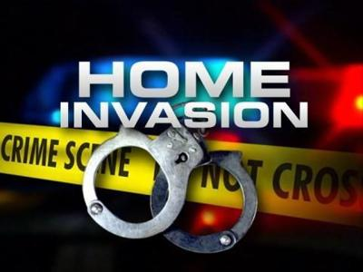 Woman Assaulted During Home Invasion