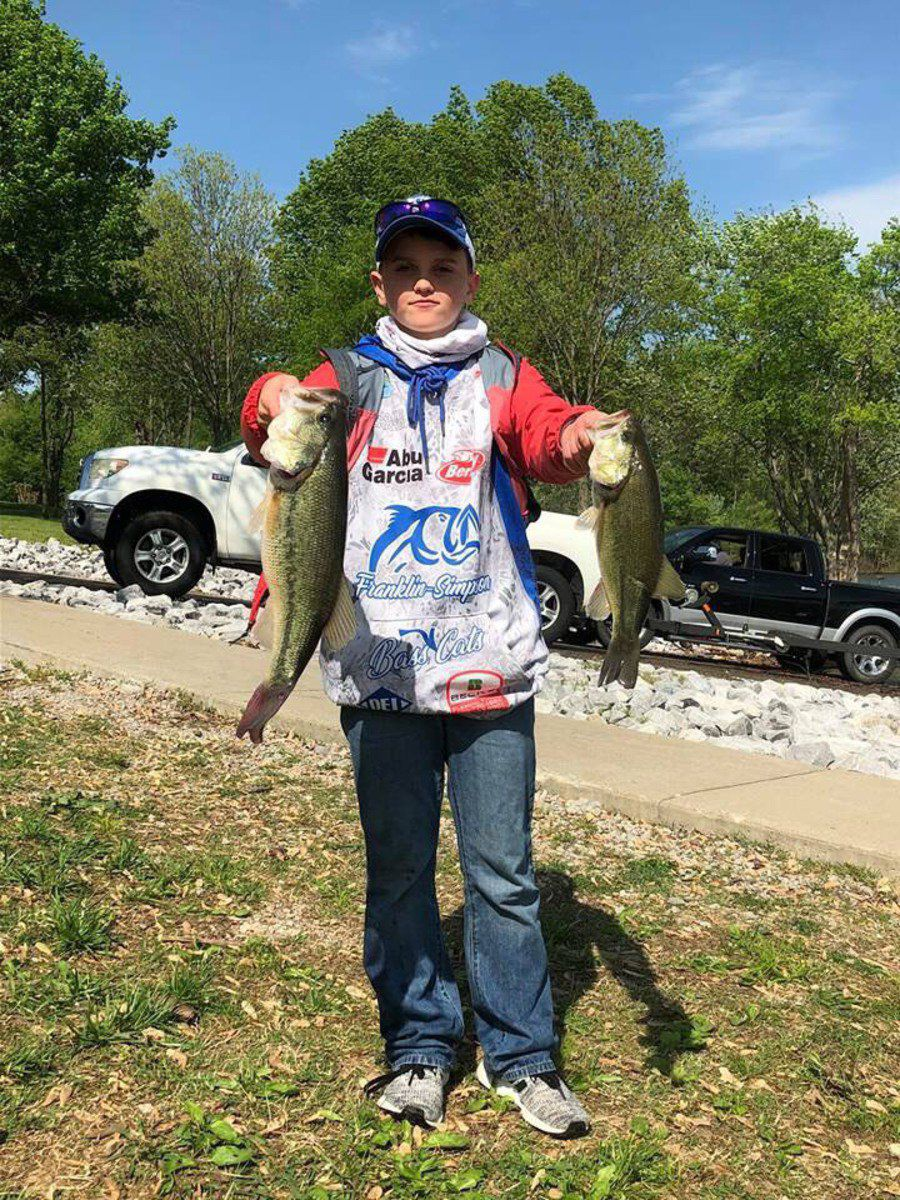 Franklin's Bass Anglers reel in the accolades