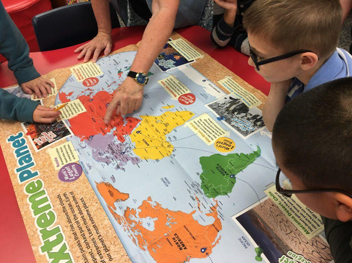 Simpson Elementary offers Research Ambassadors program for 2nd-3rd grades