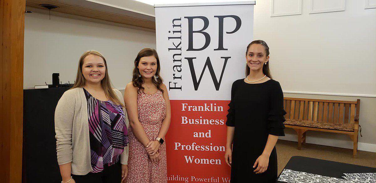 BPW Club holds awards banquet