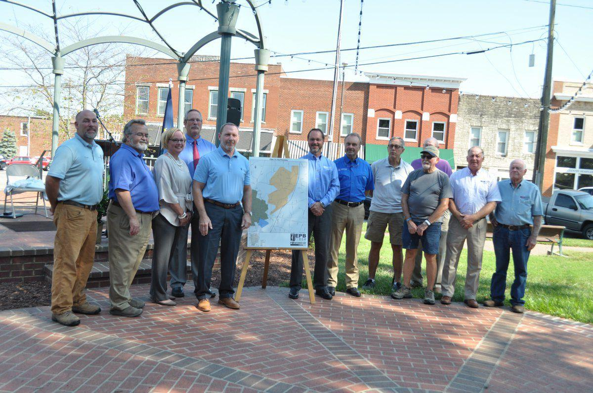 Franklin EPB, Warren RECC, Barnes make announcement