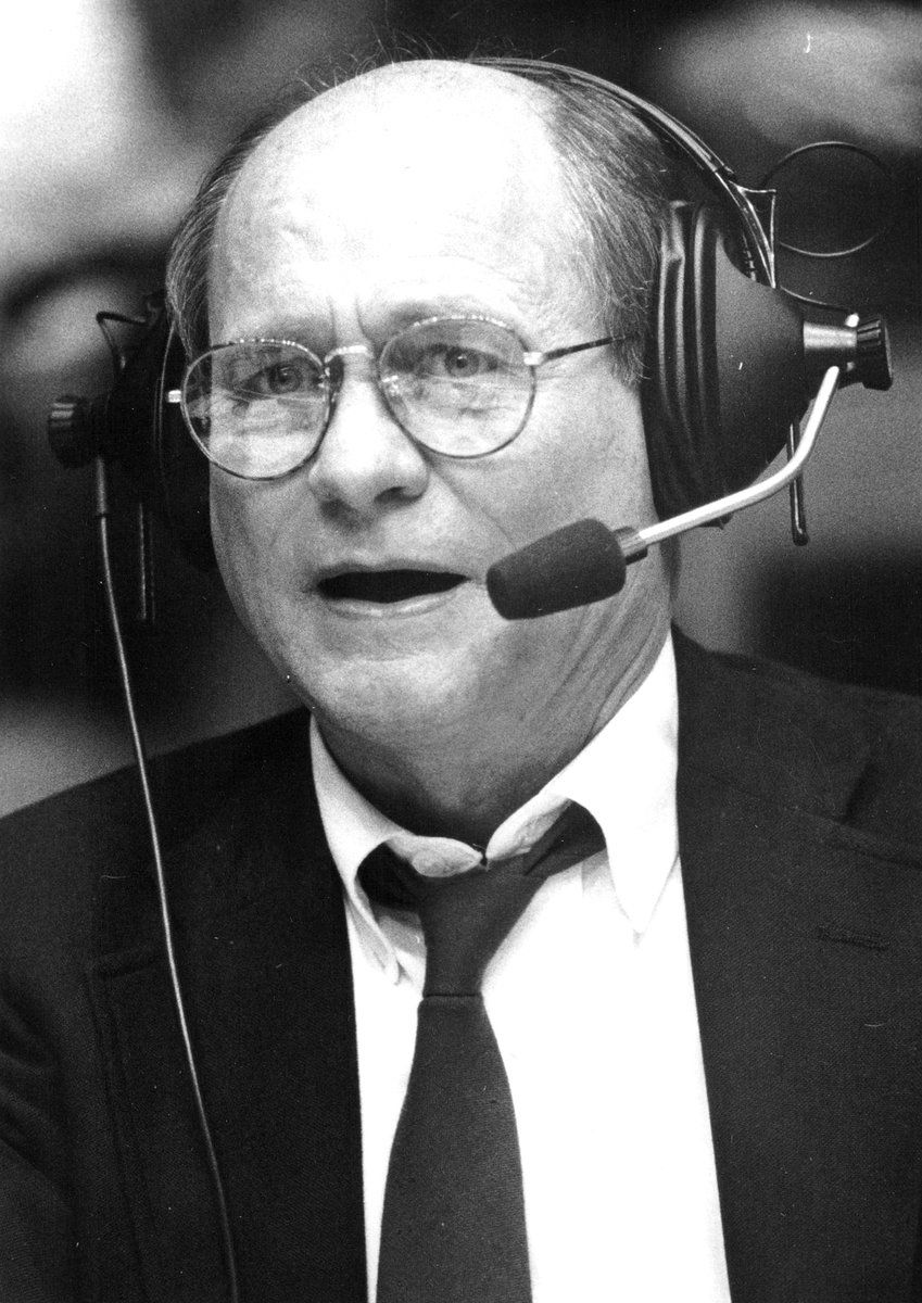 Strader, 'The Voice of the Hilltoppers,' an inspiration