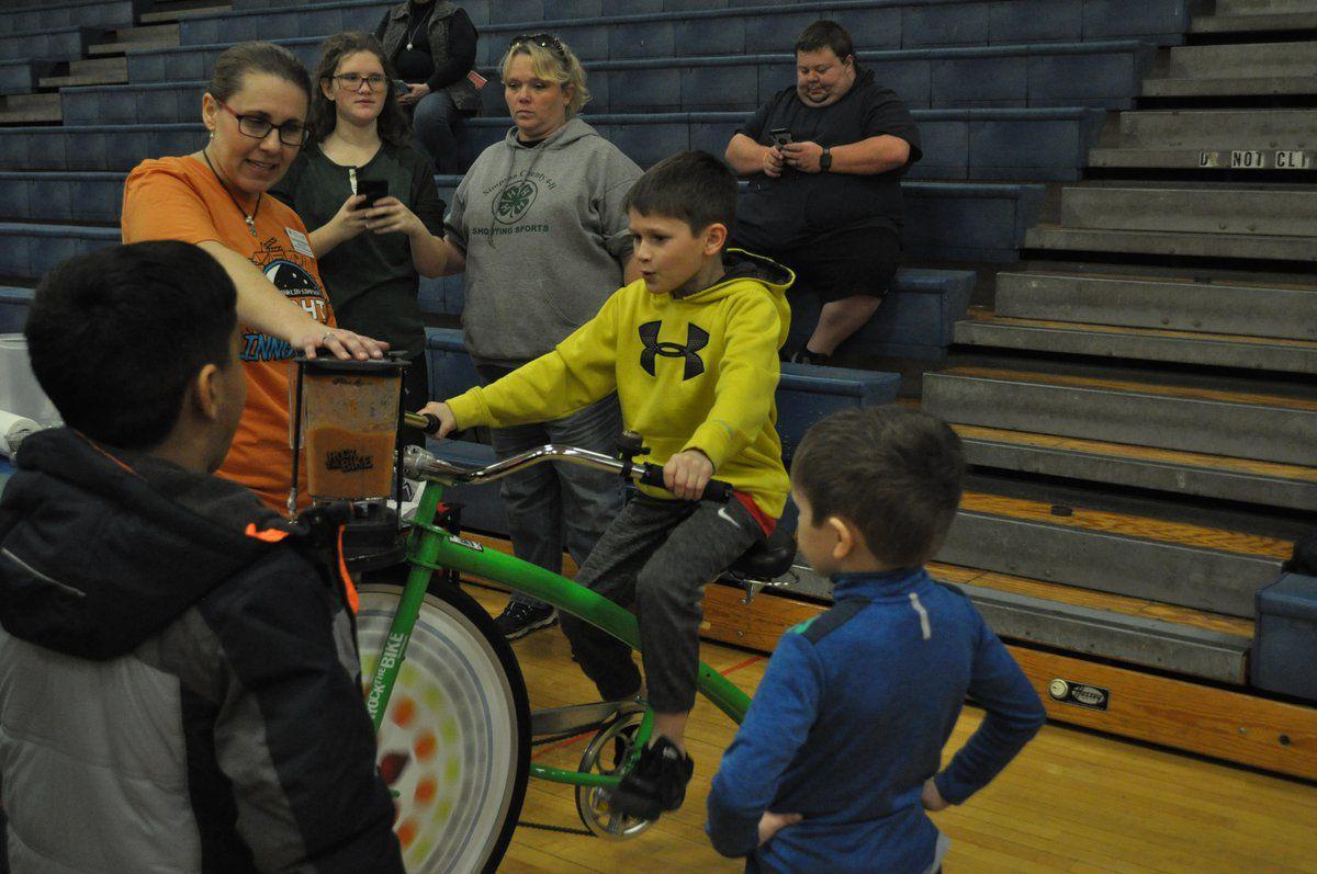 Students, parents attend 3rd Annual Night of Innovation