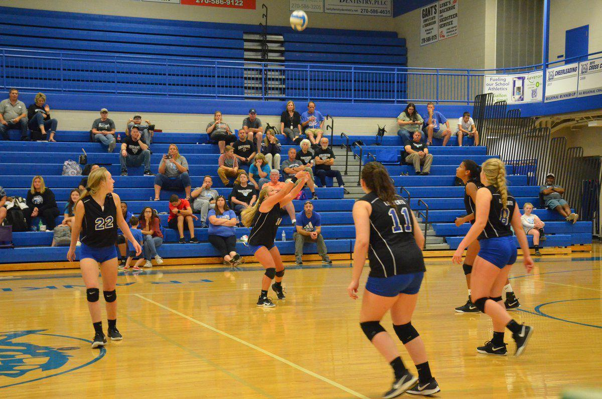 Lady Cats lose two home matches