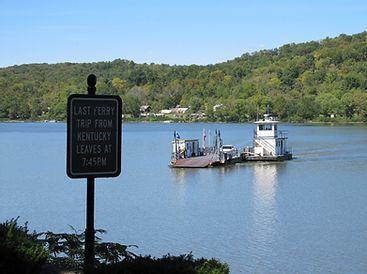 Augusta Ferry Photo
