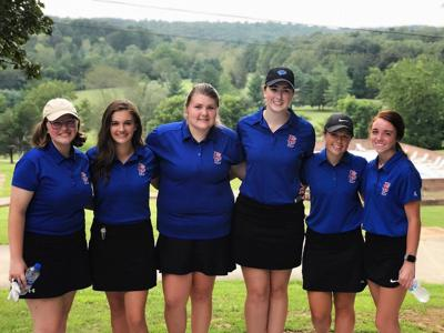 Lady Cats win first match play meet of the season