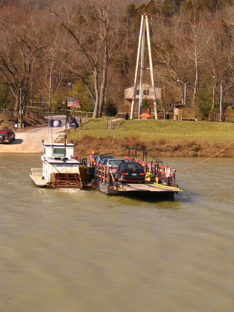 Valley View Ferry Photo