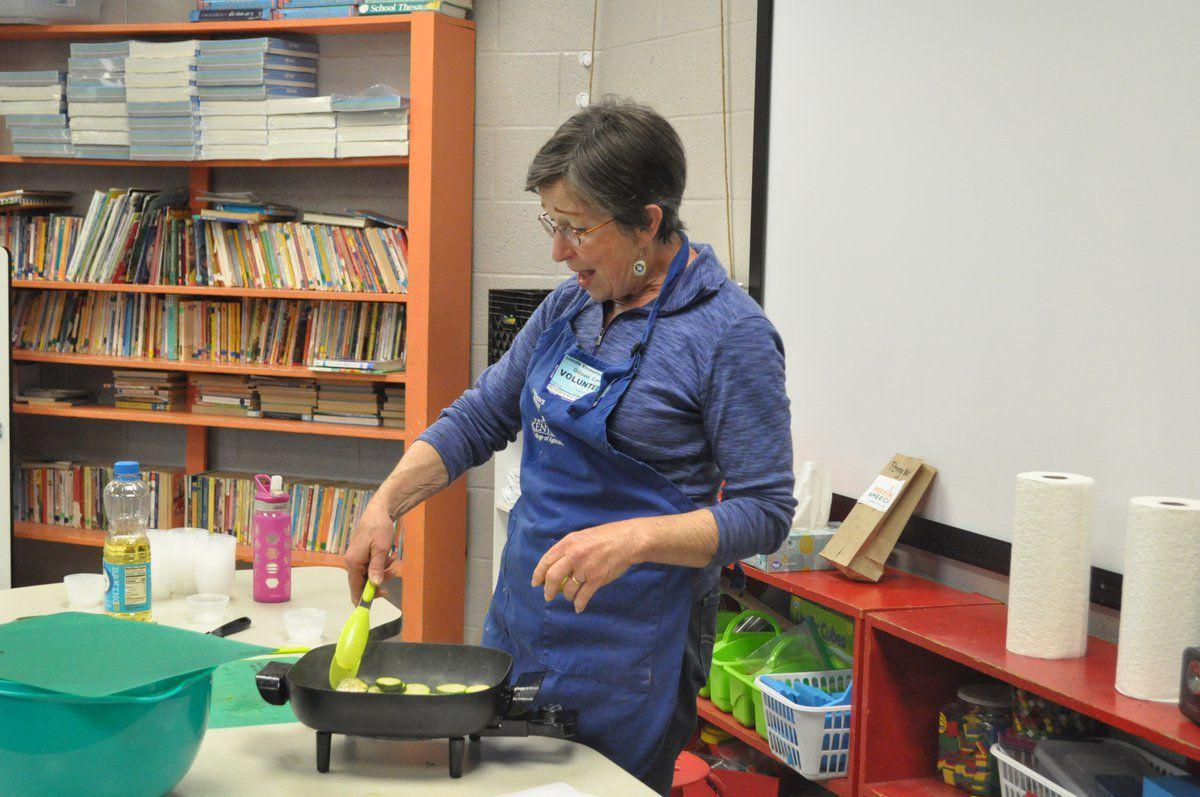 Extension office sponsors Environmental Field Day for elementary students