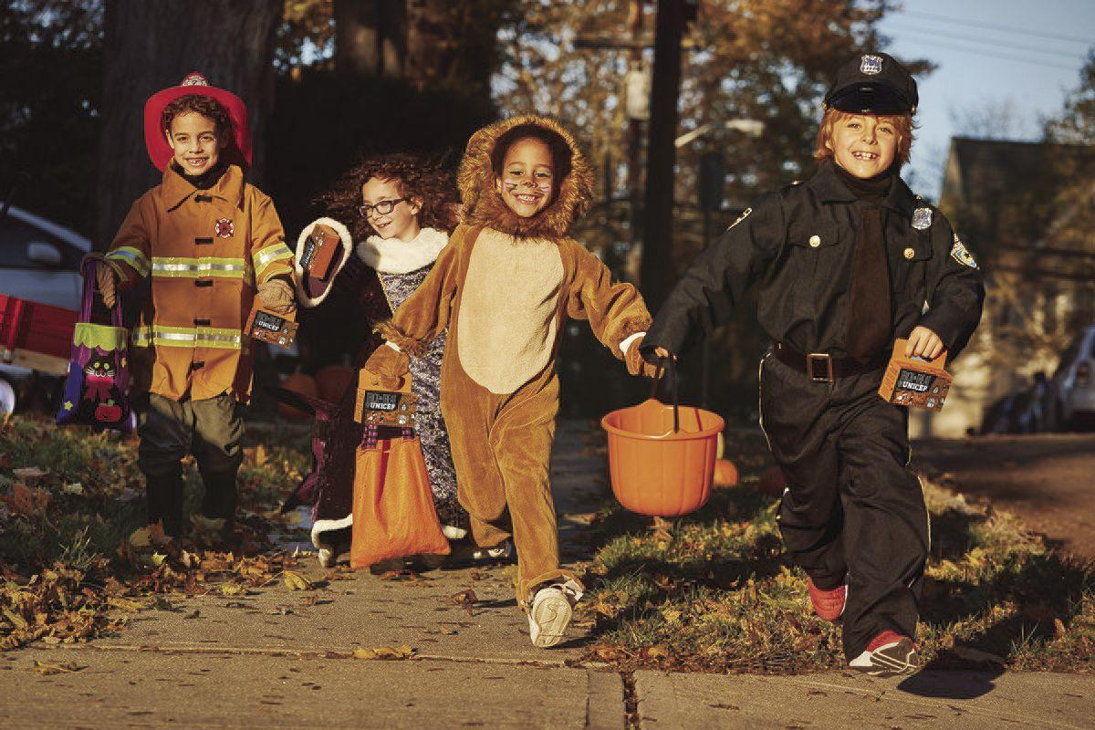 Become a hero this Halloween by helping others in need