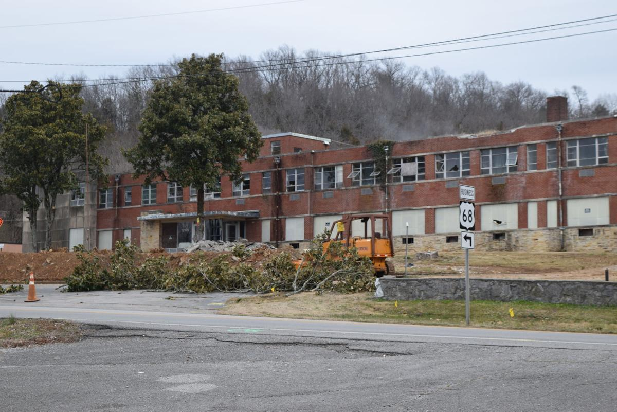 Old Logan County hospital staying put... for now
