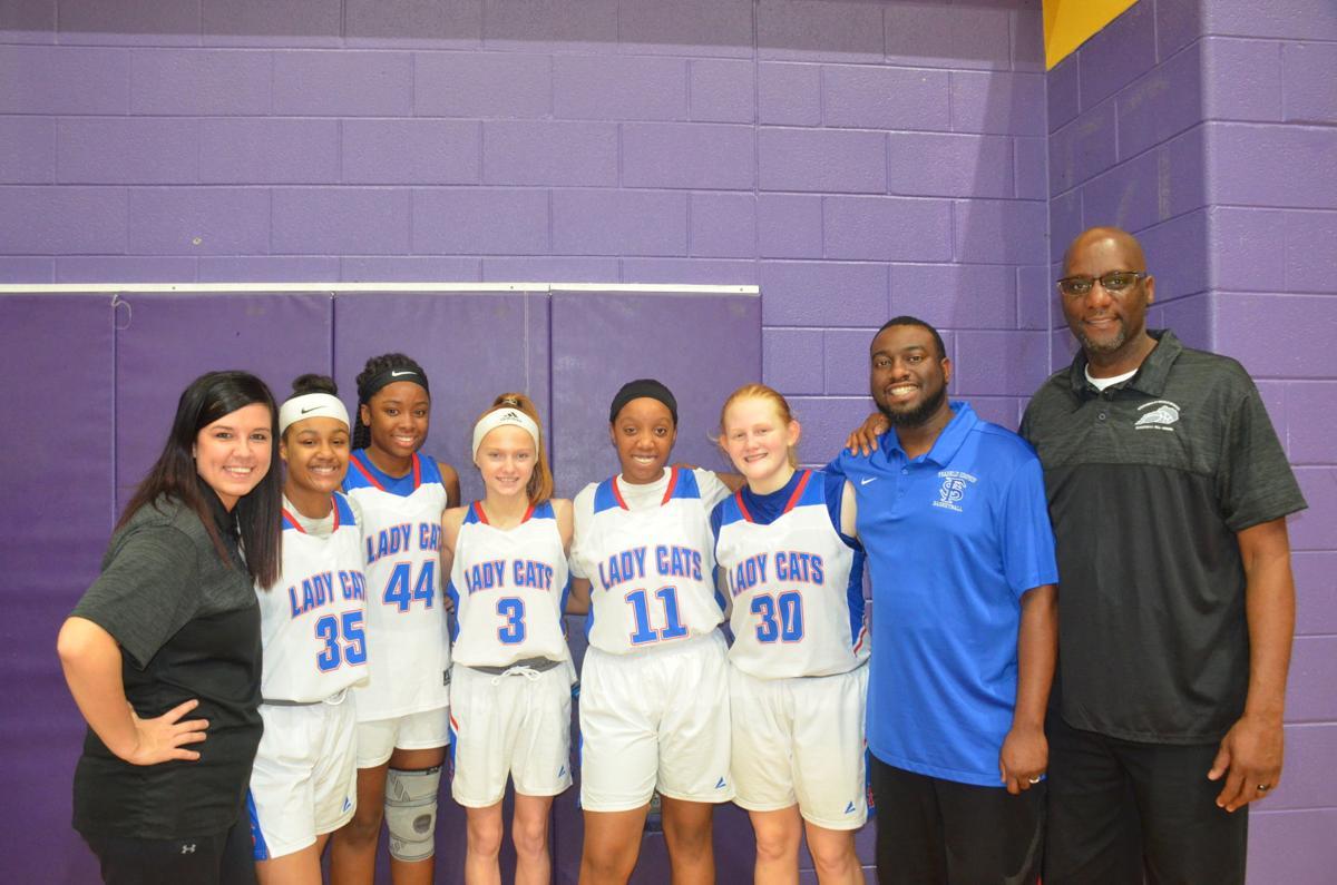 MS Girls All Star Basketball Photo