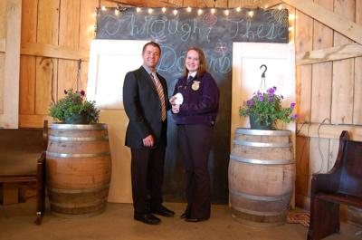 Franklin-Simpson FFA holds banquet at new venue