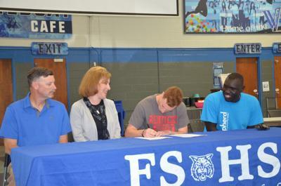 McGee inks with Kentucky Christian University