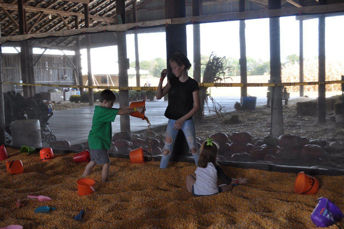 Just Piddlin Farms opens for fall festivities