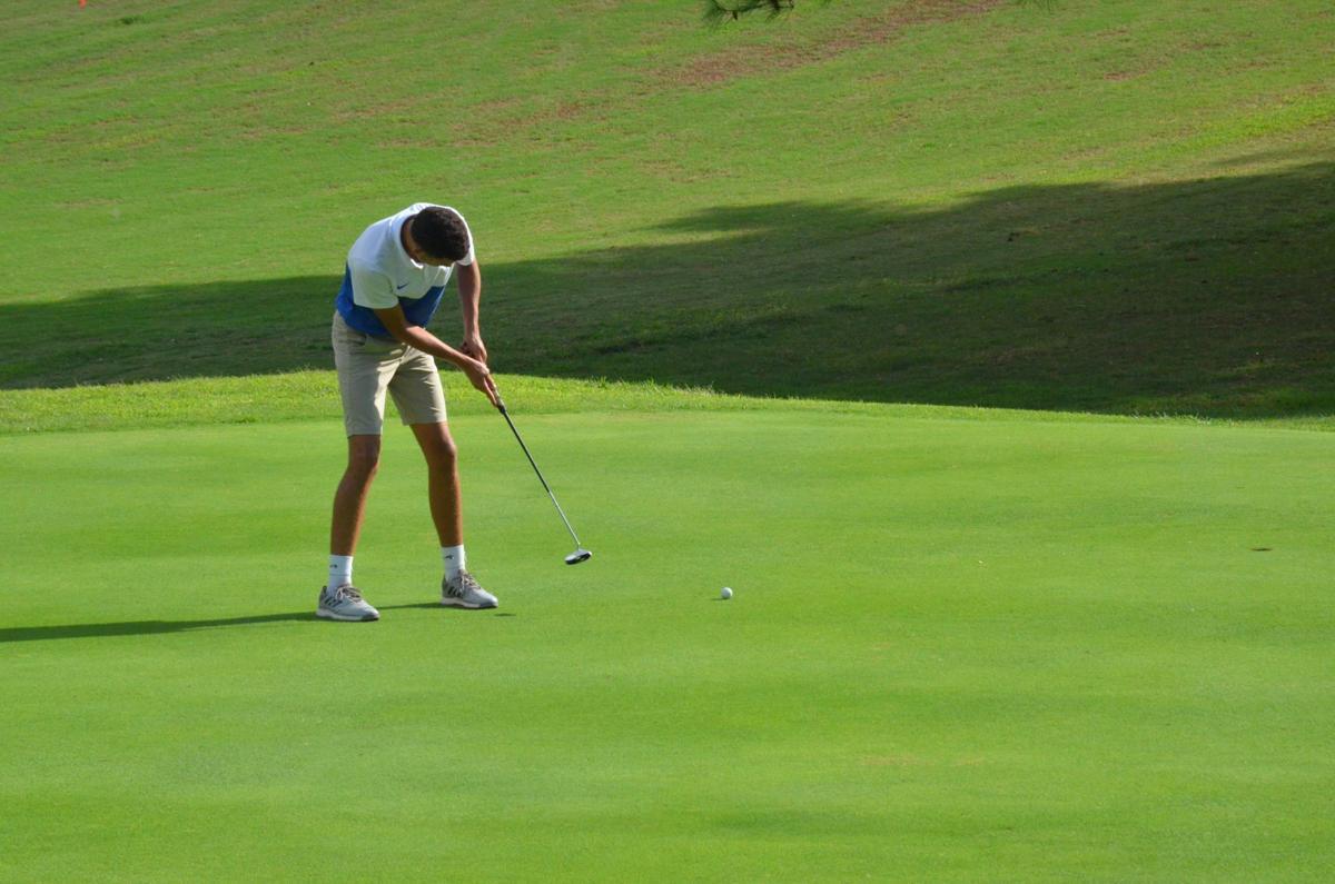 Boys Golf Photo 1