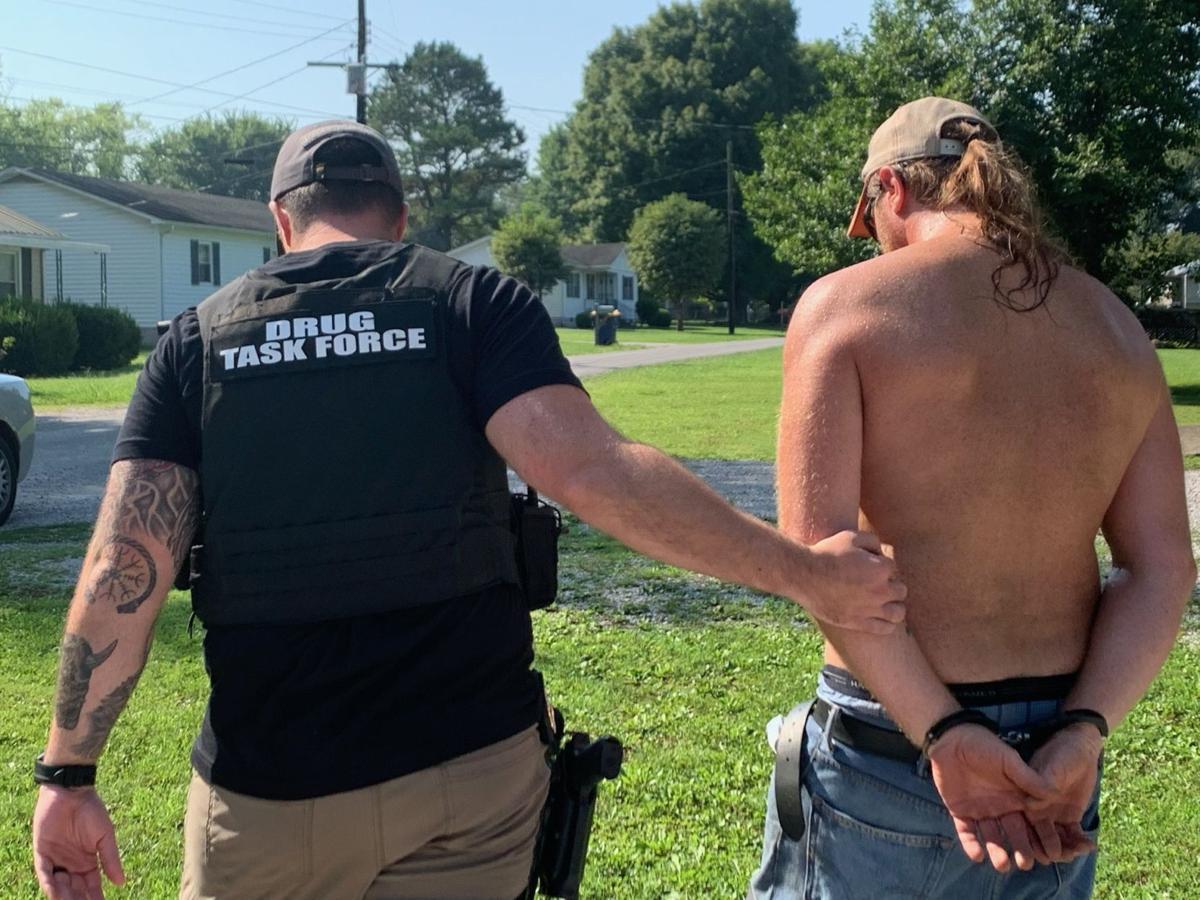 Joint investigation leads to multiple drug arrests