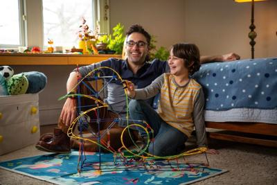 Why dads should get involved in playtime