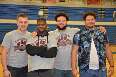 4 Wildcats headed to Campbellsville for college football
